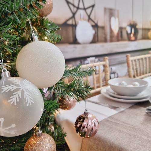 Christmas Party Furniture