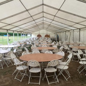 looking great thanks to ChairHire.co.uk