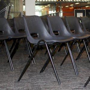 Smart & robust plastic for meetings.