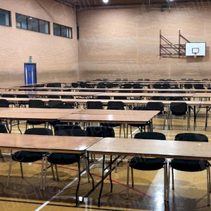 We have thousands of trestle tables and conference chairs in stock!
