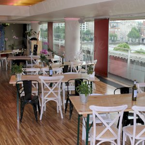 We stock a huge selection of chairs and tables for all types of London events!