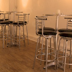 Creating a welcoming ambiance at your event complemented by furniture hire.