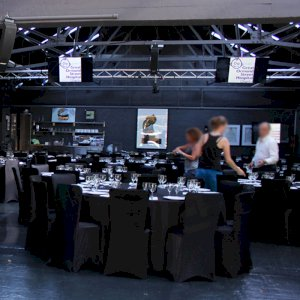 Setting the scene with banquet chair hire.