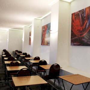 Choose your exam venue carefully to ensure everyone passes with flying colours.