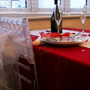 The beginning of love with Chair Hire