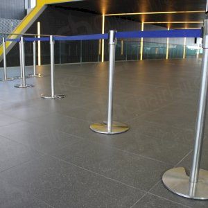 Stretch barriers for multiple uses