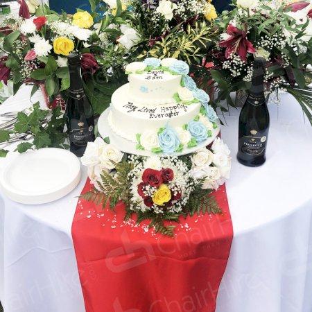 Main Image of 4ft Circular Banqueting Table
