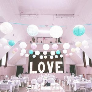 transform any venue, small or large