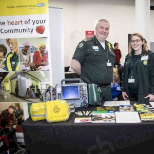Considering a career with the London Ambulance Service?