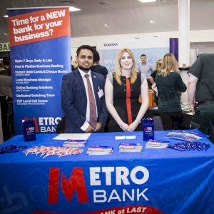 Think Metro Bank when searching for a new business bank.