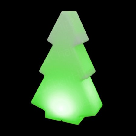 150cm Green Illuminated Tree