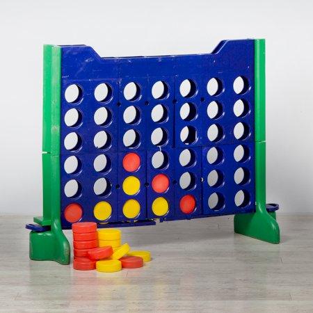 Main Image of 4 in a Row - Garden Game