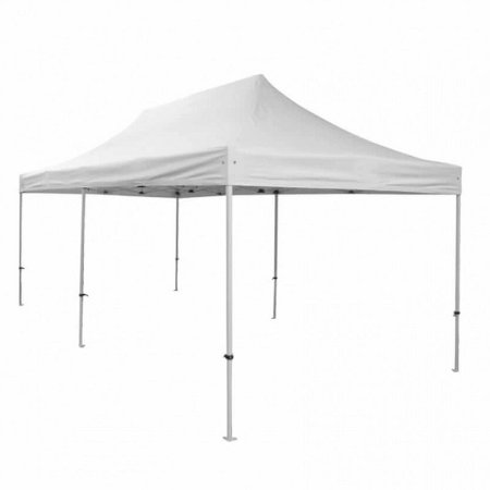 6m x 3m White Popup Marquee