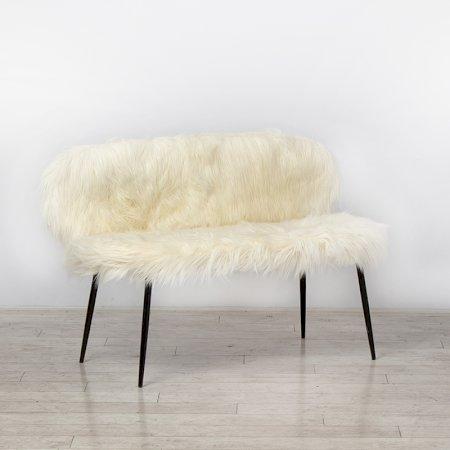 Alaska Faux Fur Sofa