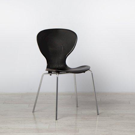Black Keeler Chair
