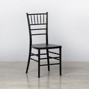 Black Resin Chiavari Chair