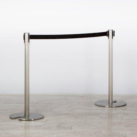 Black Stretch Barrier