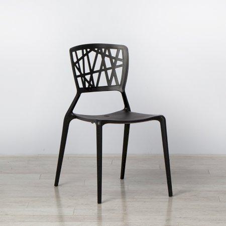 Black Webb Chair