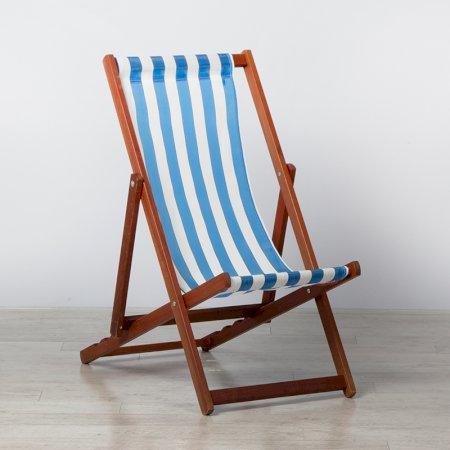 Blue Deck Chair