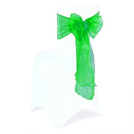 Bow - Apple Green
