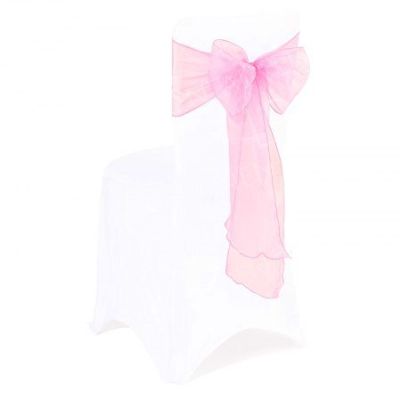 Bow - Baby Pink
