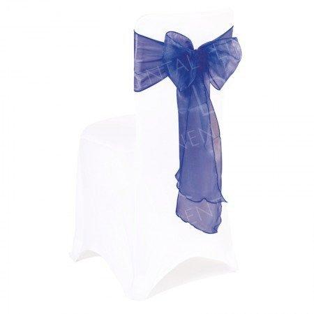 Bow - Navy Blue