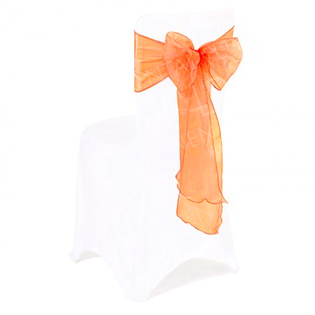Bow - Orange