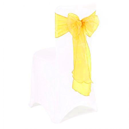 Bow - Sunflower Yellow