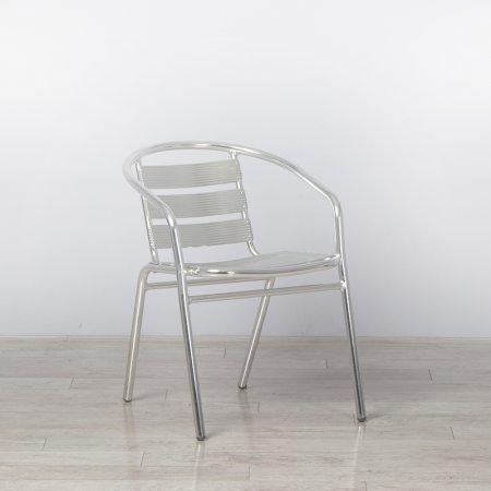 Chrome Bistro Chair