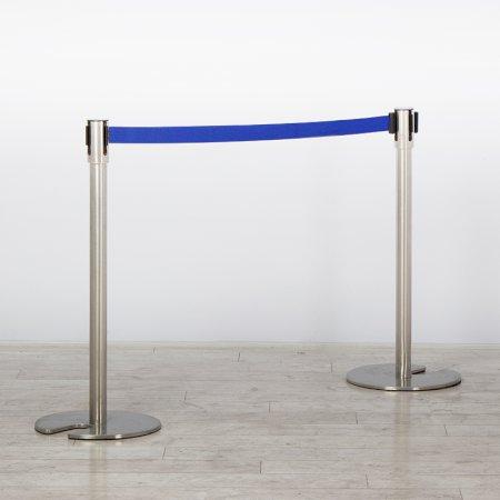 Blue Stretch Barrier