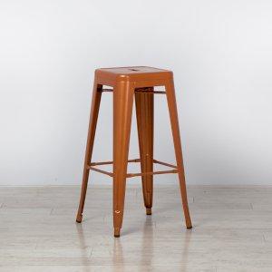 Copper Tolix Style Bar Stool