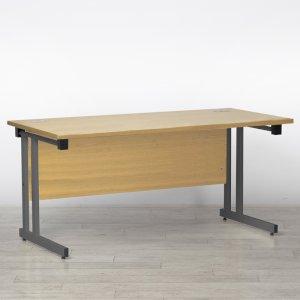 Folding Leg Straight Desk (1500mm)