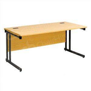 Folding Leg Straight Desk (1600mm)