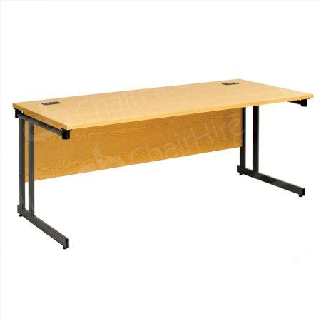Folding Leg Straight Desk (1800mm)