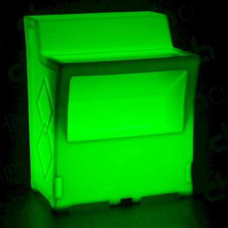 LED Colour-Changing Bar Straight