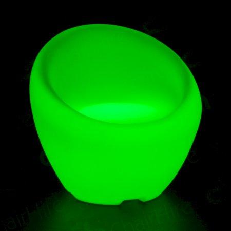 LED Colour-Changing Bubble Chair