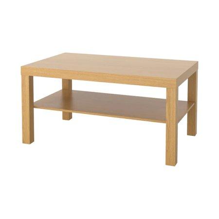 Main Image of Hamilton Light Oak Coffee Table