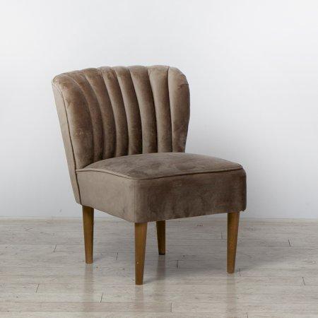 Steel Silver Laura Chair