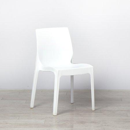 White Siena Chair