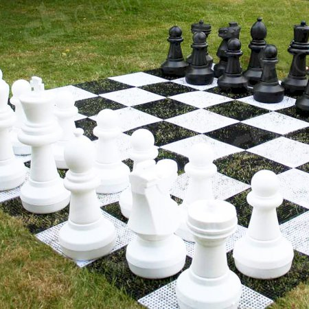 Main Image of Chess - Garden Game