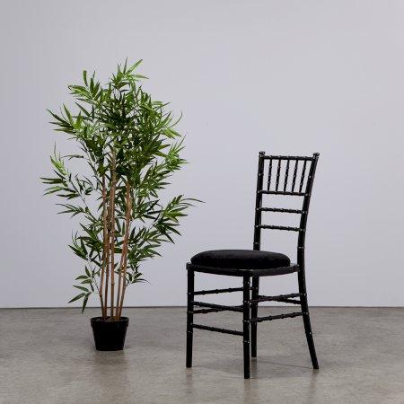 Main Image of Black Chiavari (Tiffany) Chairs for Hire