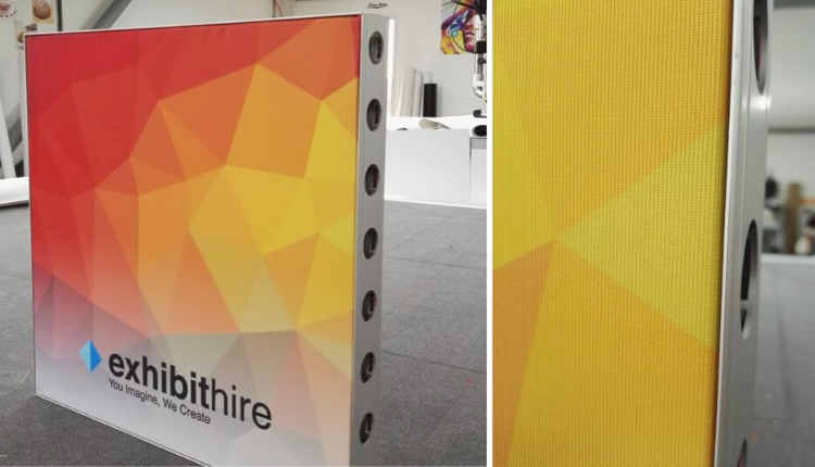 The Benefits of Fabric Printing for Events & Exhibitions