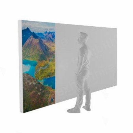 Tension Fabric Display Hire
