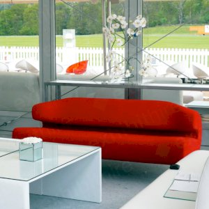 Our bird sofa is a distinctive and stylish addition to any event.