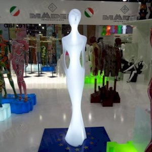Grace is an eye-catching mannequin that will be sure to get your guests talking.