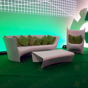 The Pia range is suitable for indoor and outdoor use and will be sure to catch the eyes of your event guests.