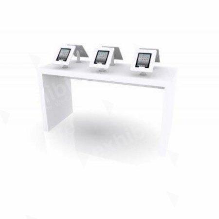 6 iPad Counter 1800mm x 800mm x 1100mm (Incl. iPads)