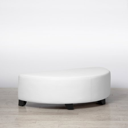 https://www.exhibithire.co.uk/Bianco Half-Round Pouffe
