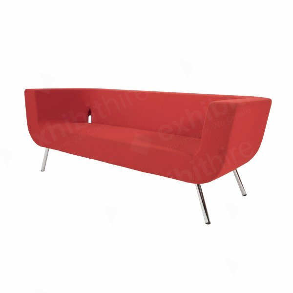 Bono Sofa Red