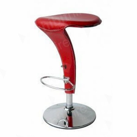 Boss Stool Red